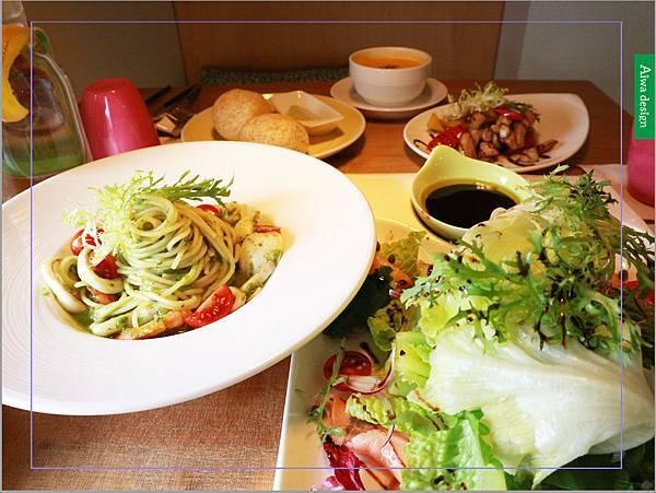 【新竹美食週記】YATS 葉子。義法式餐廳。給顧客家的溫暖。品嘗美味的同時也兼顧健康-17.jpg
