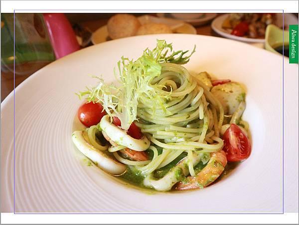【新竹美食週記】YATS 葉子。義法式餐廳。給顧客家的溫暖。品嘗美味的同時也兼顧健康-16.jpg
