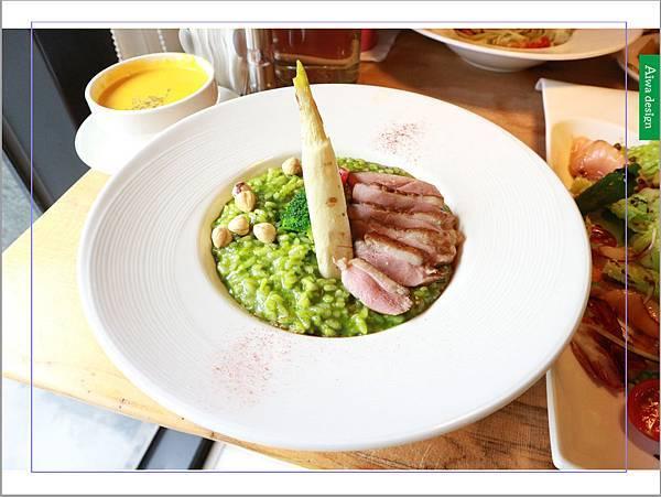 【新竹美食週記】YATS 葉子。義法式餐廳。給顧客家的溫暖。品嘗美味的同時也兼顧健康-19.jpg