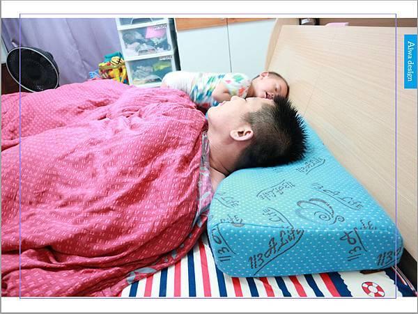 【居家好物】 A Life 睡眠館,枕頭。床墊。乳膠。睡眠好幫手。枕皇+天后,科技涼感側睡記憶枕-03.jpg