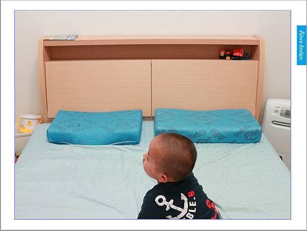 【居家好物】 A Life 睡眠館,枕頭。床墊。乳膠。睡眠好幫手。枕皇+天后,科技涼感側睡記憶枕-18.jpg
