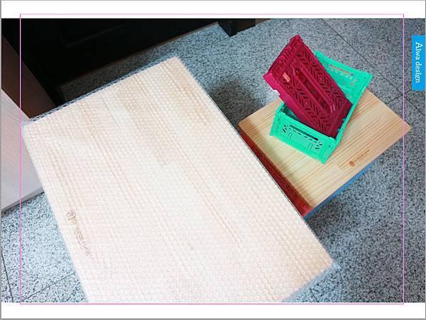 【收納好物】土耳其AYKASA多色摺疊收納籃,耐重、收納、家用露營的好幫手,可當小邊桌,環保居家新選擇-16.jpg