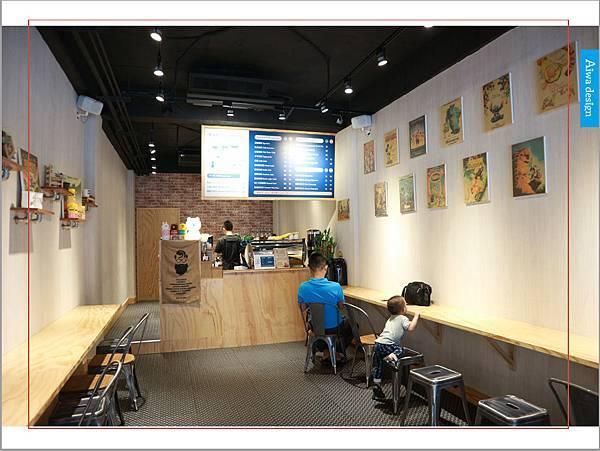 【新竹美食週記】聚咖啡 together cafe,上班族外帶咖啡專門店,環境友善,平價的好味道-16.jpg