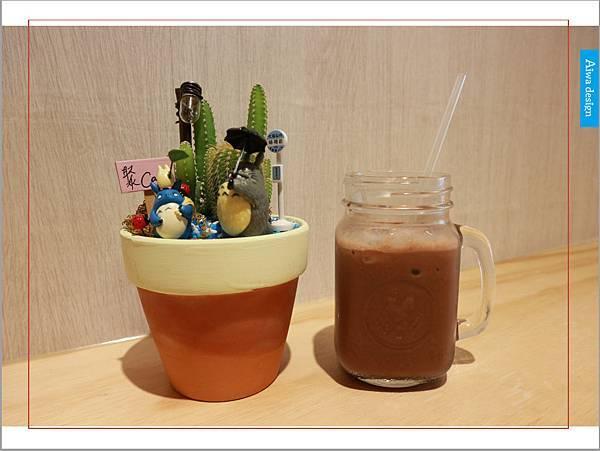 【新竹美食週記】聚咖啡 together cafe,上班族外帶咖啡專門店,環境友善,平價的好味道-17.jpg