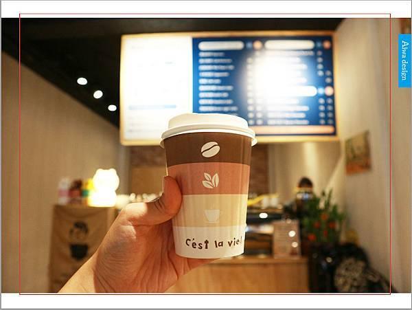 【新竹美食週記】聚咖啡 together cafe,上班族外帶咖啡專門店,環境友善,平價的好味道-31.jpg