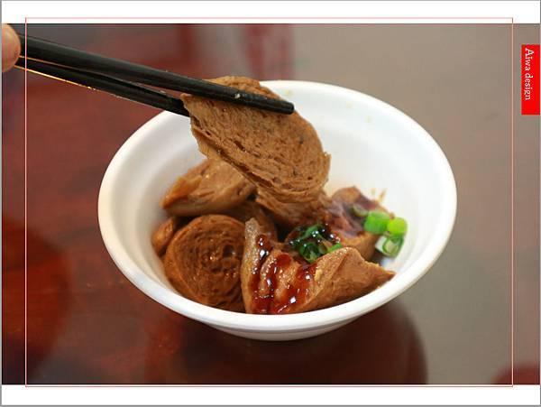 【竹北美食週記】爆師傅爌肉飯,道地的台中口味,吃粗飽的早午餐,熟悉的家常菜料理-32.jpg