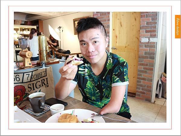 【新竹美食週記】楓咖啡,輕食早午餐美味滿分,堅持烘培生豆鮮煮好味-31.jpg