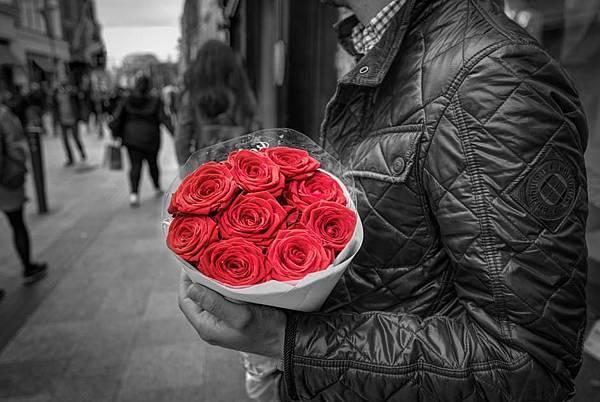 bouquet-roses-colorful-floral-428611