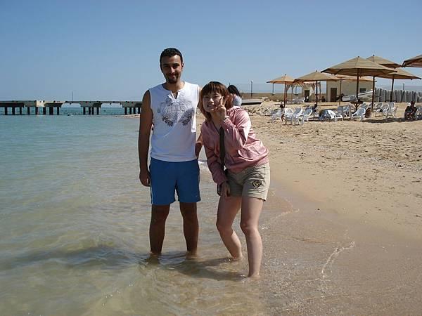 Rami & Aiwa.JPG