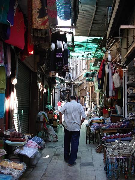 克汗卡利利市場是埃及的五分埔.JPG