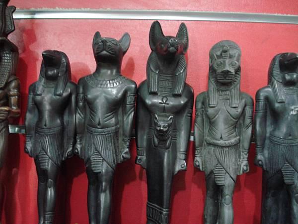 原來埃及也有頑皮豹.JPG