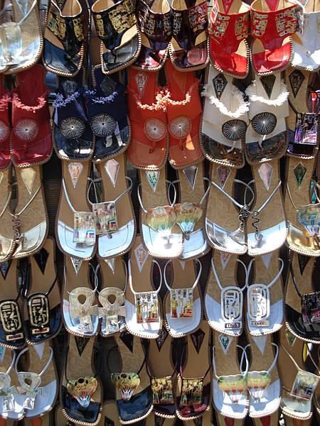 美麗的埃及拖鞋.JPG