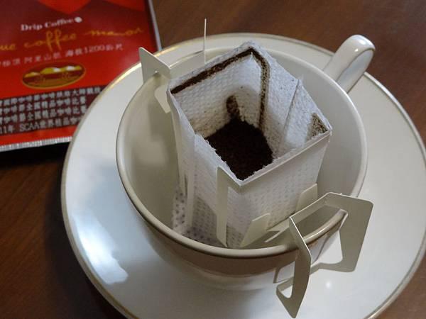 嵩岳極頂咖啡
