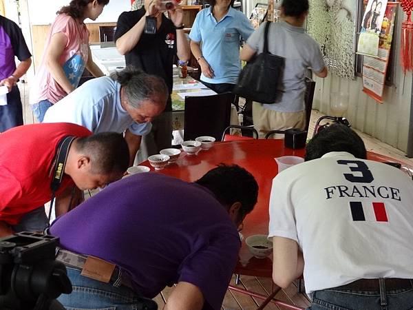 2012 東山咖啡協會「咖啡大師韓懷宗講座」