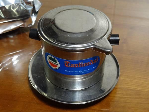 越南咖啡壺