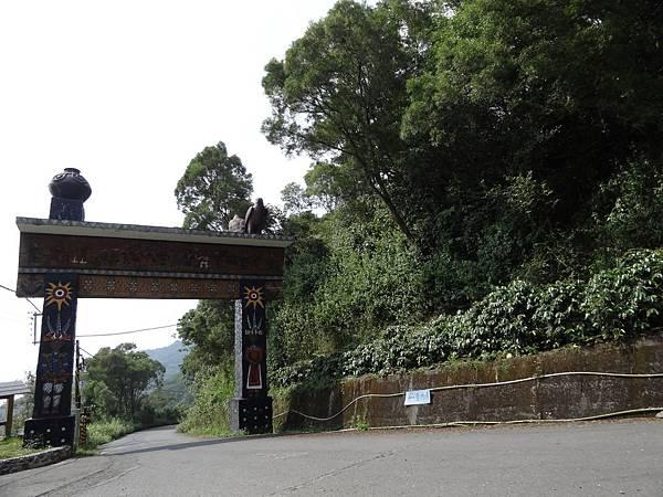 大武山之門