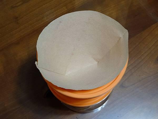 La Mare矽緻折疊咖啡濾杯