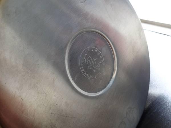 MILA 不銹鋼霧面砂光波紋手沖細口壺