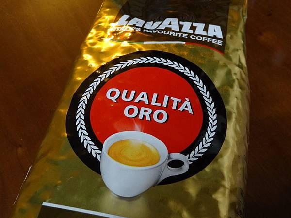 LAVAZZA QUALITA ORO 咖啡豆