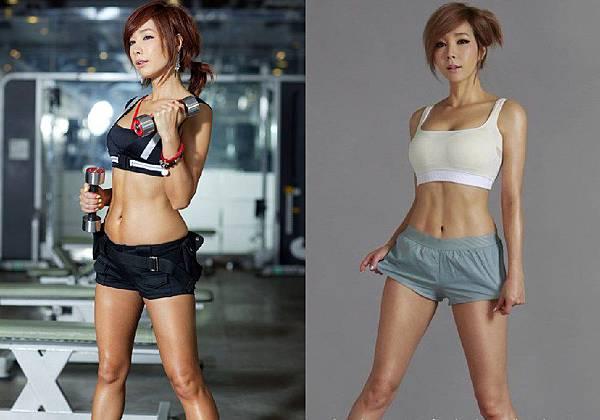 3 韓國美魔女 鄭多燕47歲