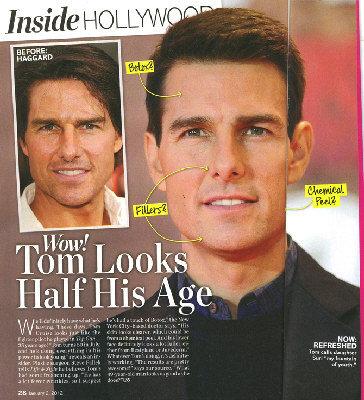 5 湯姆克魯斯 50 歲