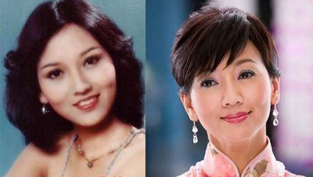 (11)20 和56 歲的趙雅芝