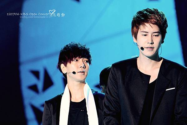 20706 KBS Open Concert 开放音乐会 #圭贤