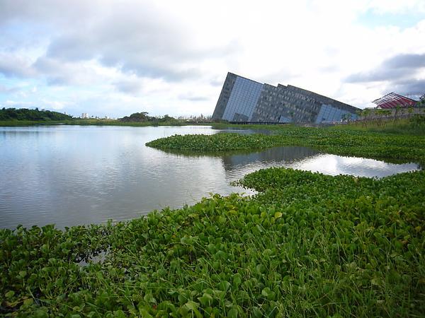 午後的蘭陽博物館