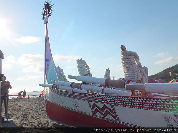 0703西子灣-拼板舟