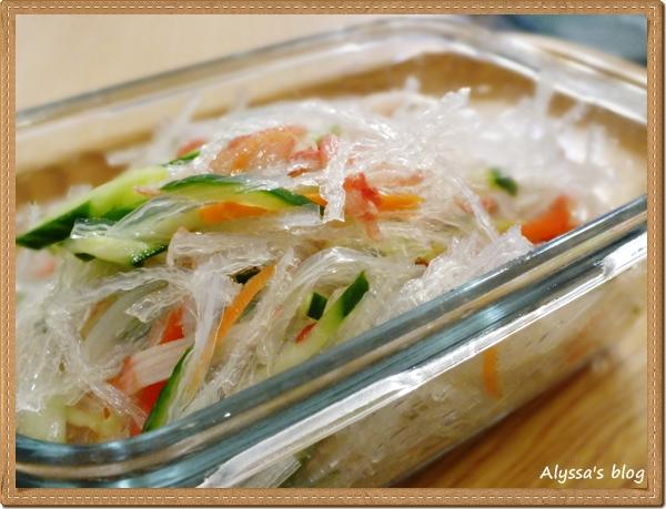 323小黃瓜蟹肉寒天涼菜02