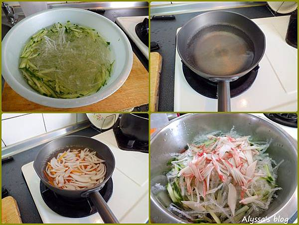 323小黃瓜蟹肉寒天涼菜03