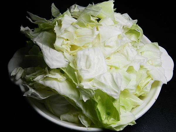 高麗菜高麗菜洗淨