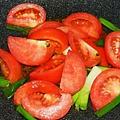 蕃茄排骨加蕃茄醬