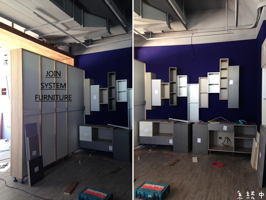 築宜系統傢俱║築宜2號店面│新竹竹北-系統櫃_3