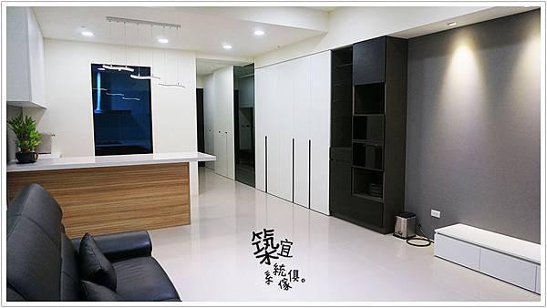 築宜系統傢俱║系統家具│新竹東區蔡宅_4