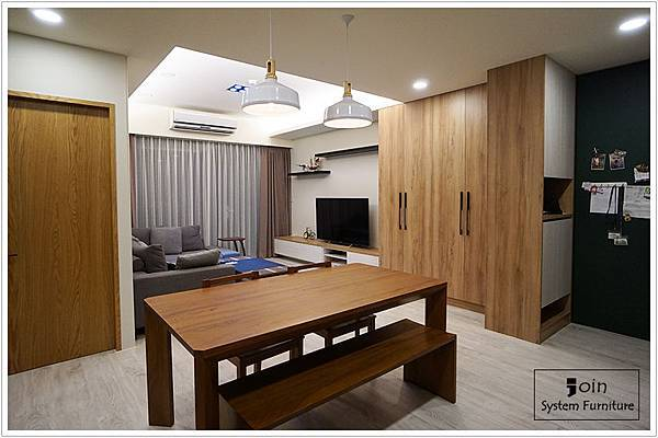 築宜系統傢俱║系統家具│新竹竹北黃宅_5