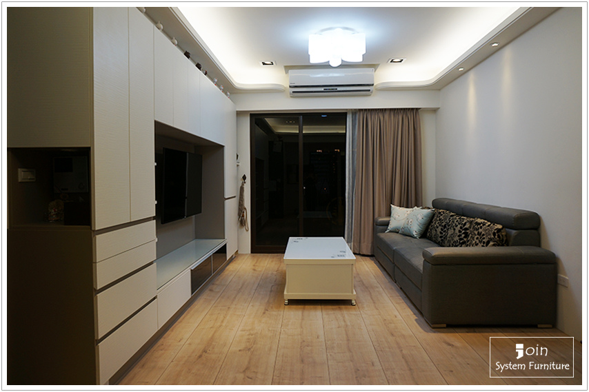 築宜系統傢俱║系統家具│新竹竹北陳宅_1
