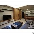 築宜系統傢俱║系統家具│新竹竹北黃宅_29(客廳報價)