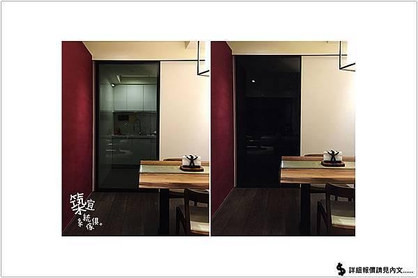 築宜系統傢俱║系統家具│新竹東區馬宅_38(餐廳報價)