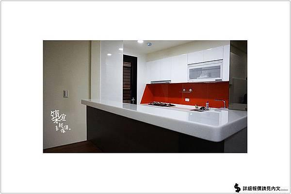 築宜系統傢俱║系統家具│新竹竹北蘇宅_22(餐廳報價)