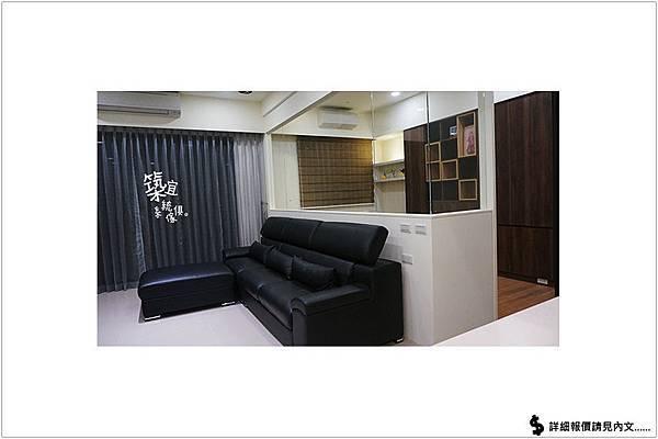 築宜系統傢俱║系統家具│新竹東區蔡宅_26(書房報價)
