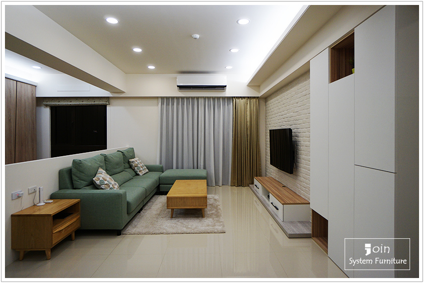 築宜系統傢俱║系統家具│新竹竹北王宅_5