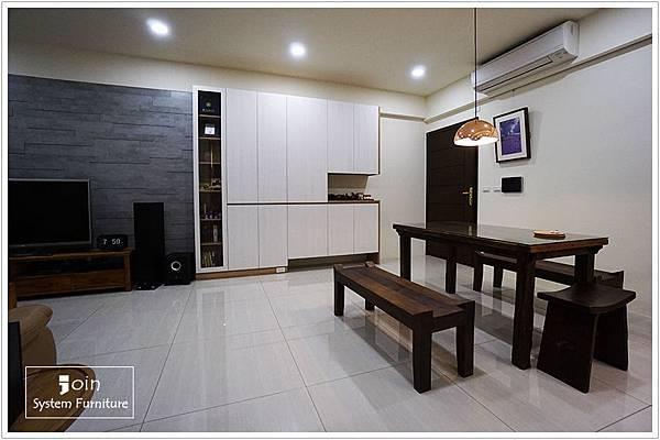 築宜系統傢俱║系統家具│新竹北區唐宅_3