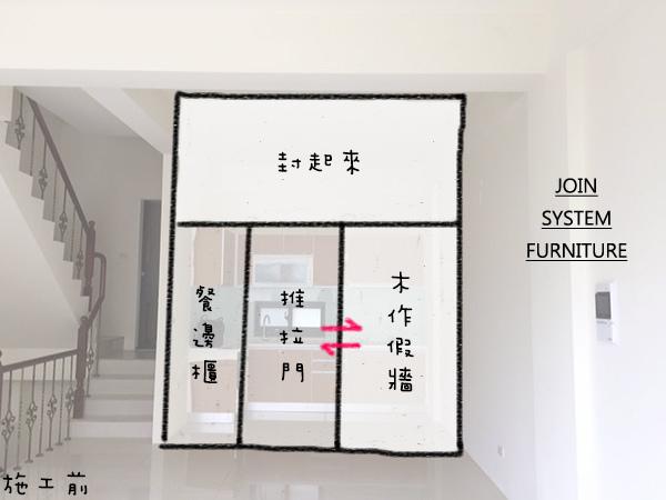 築宜系統傢俱║系統家具│新竹東區張宅_2