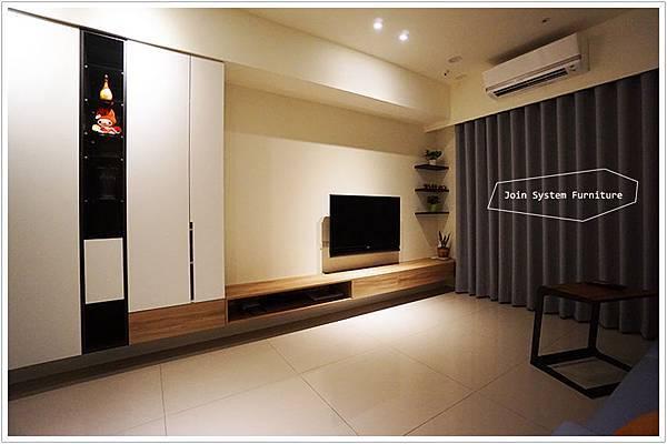 築宜系統傢俱║系統家具│新竹東區黃宅_9