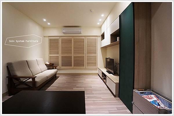 築宜系統傢俱║系統家具│新竹東區蔡宅_3