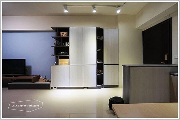 築宜系統傢俱║系統家具│新竹竹北黎宅_5