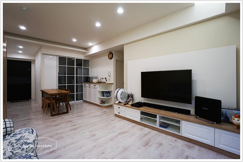 築宜系統傢俱║系統家具│台中太平區林宅_2