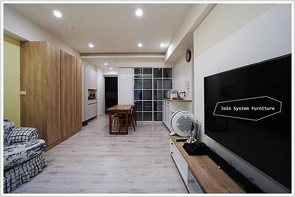 築宜系統傢俱║系統家具│台中太平區林宅_9