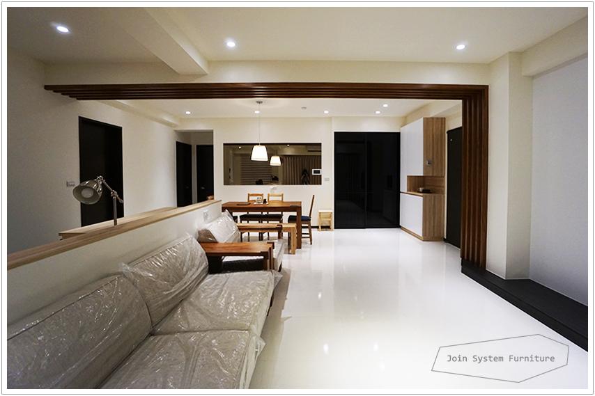 築宜系統傢俱║系統家具│新竹北區周宅_2